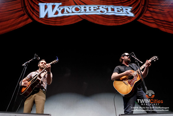 Wynchester @ Palace Theatre - 2019