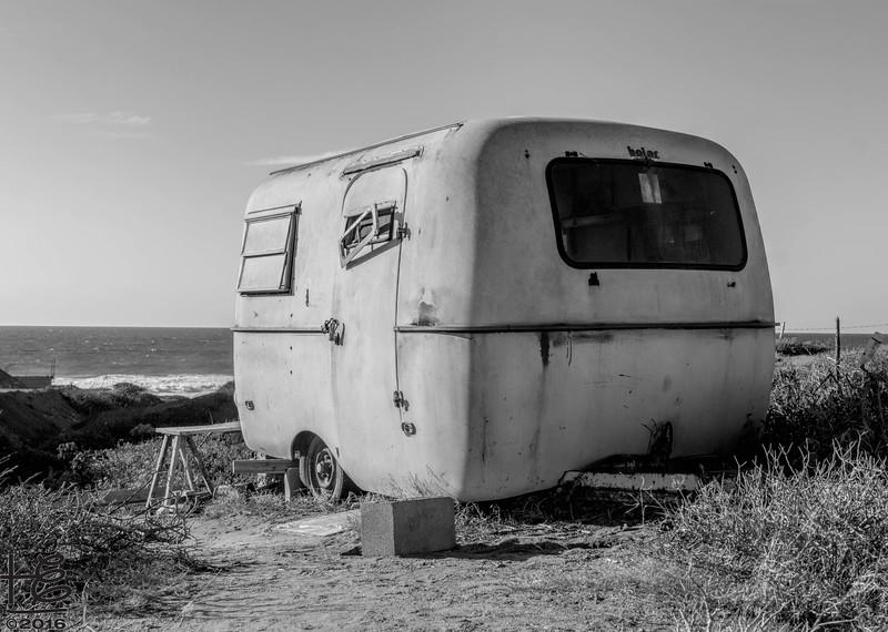 Small camper
