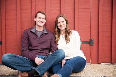 Allie & Steve~Engagement