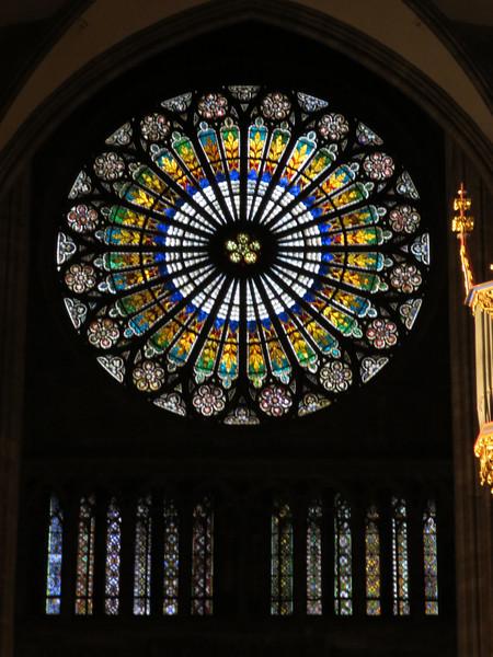 Gotiek glas in lood