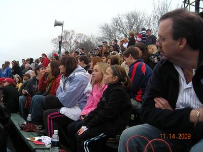 Cheerleaders - GAPC 2009