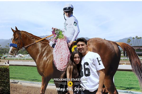 Preakness Stakes Day at Santa Anita Park