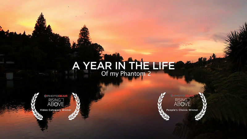 Rising Above - Drone Film Competition