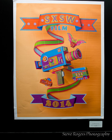 SXSW 2014 Poster Gallery