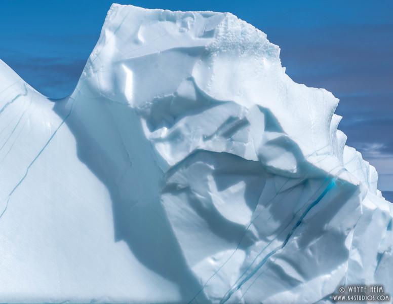 Iceberg  46  Photography by Wayne Heim