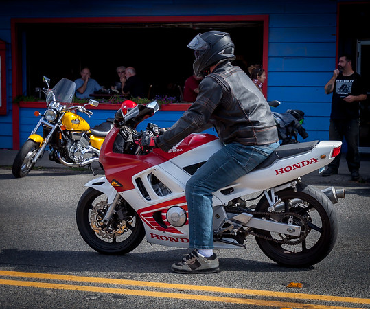 Set two: Vintage Motorcycle Enthusiasts 2017