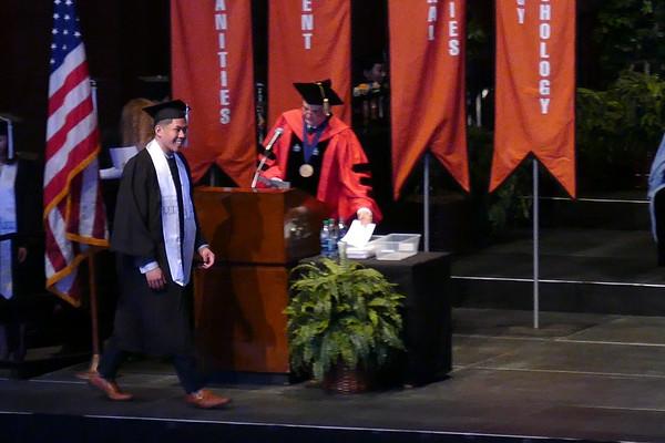 Andrew's UT Graduation