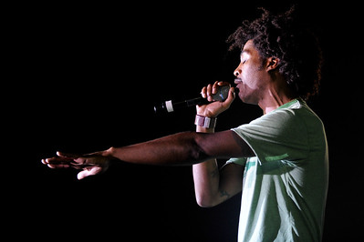 Pharcyde's Booty Brown (AFA '09)