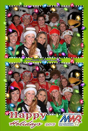 MWR Holiday Party 2015 Photo Booth Prints