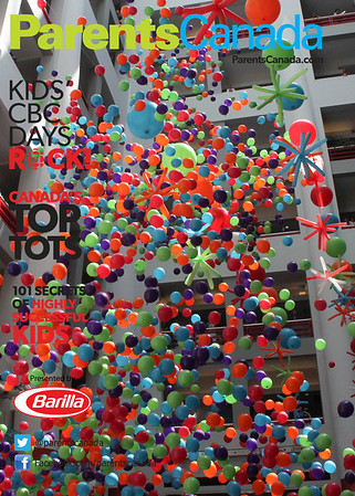 Parents Canada CBC Kid's Day 1