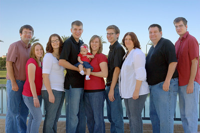 Pearson Family Pictures