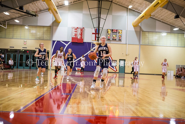 Girls Basketball 2016