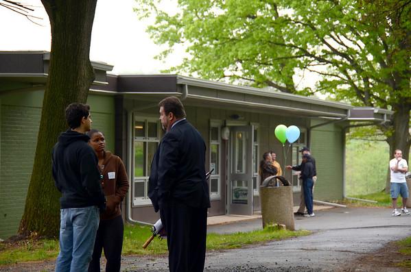 environmental center opening