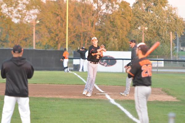 Greenville College Alumni Baseball Game