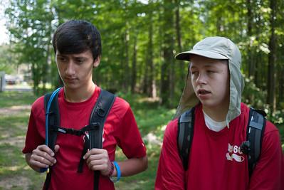 Summer 2013 - Camp Tesomas