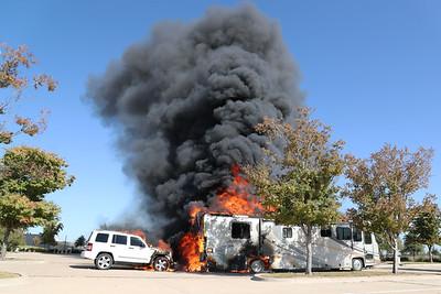 Allen TX. Vehicle fire  11/3/20