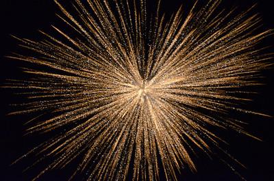 St Johns Festival Fireworks Celebrations