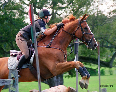 2009 GHF Horse Trials XC Jun 27