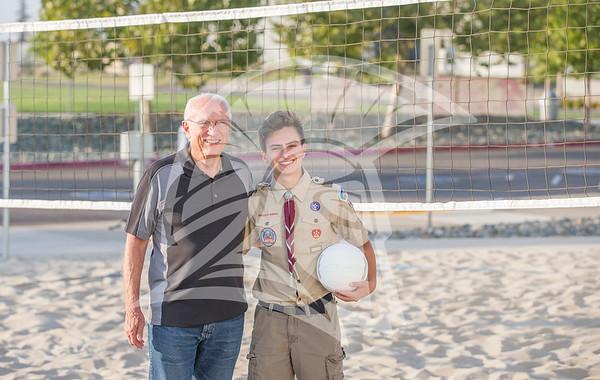 Volleyball Sand Court
