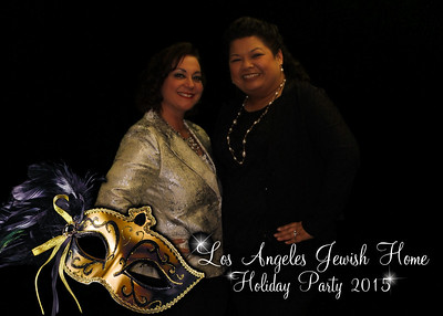 LAJH 2015 Holiday Party