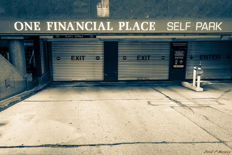Self Exit