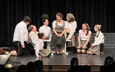 """NHHS presents """"The Sound of Music"""" -  March 6 & 7, 2015"""