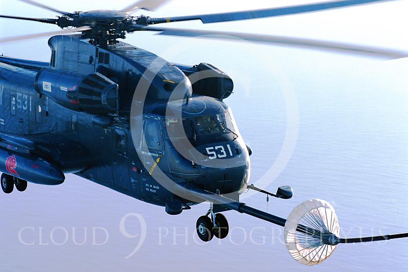 ARH53 00007 Sikorsky CH-53 SeaStallion US Navy 1985 by Peter J Mancus .JPG