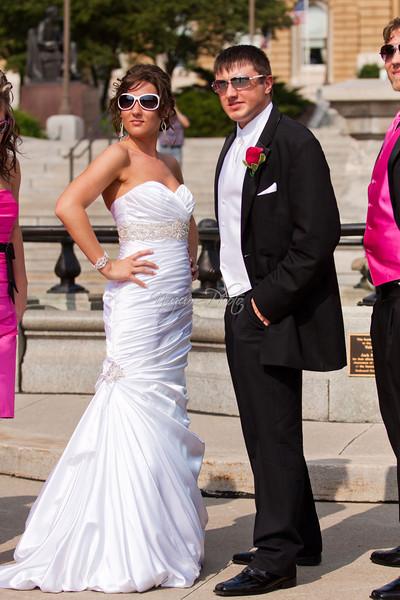Wedding Party - Ashley and Sean