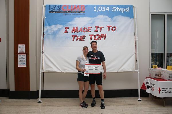 Fight For Air Climb 2018-Team Photos