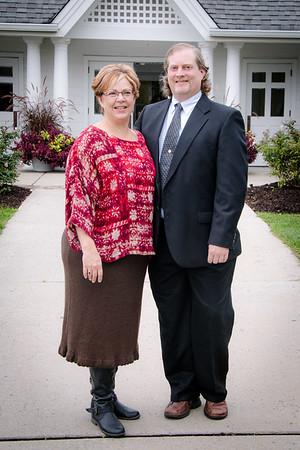 James and Alicia Wedding 10-14-17