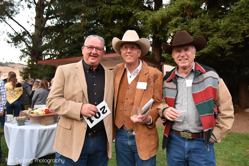 Eugene Power, Patrick McNeil and Dennis O'Connell