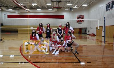 Necedah volleyball AltVB21