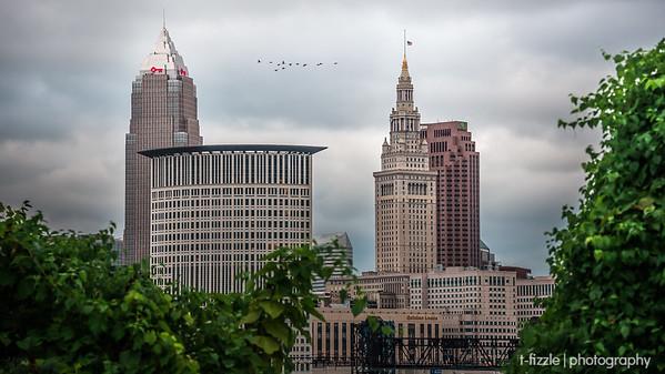 2015 Cleveland Calendar Images