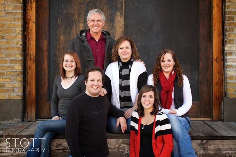 Goodman Family 2011