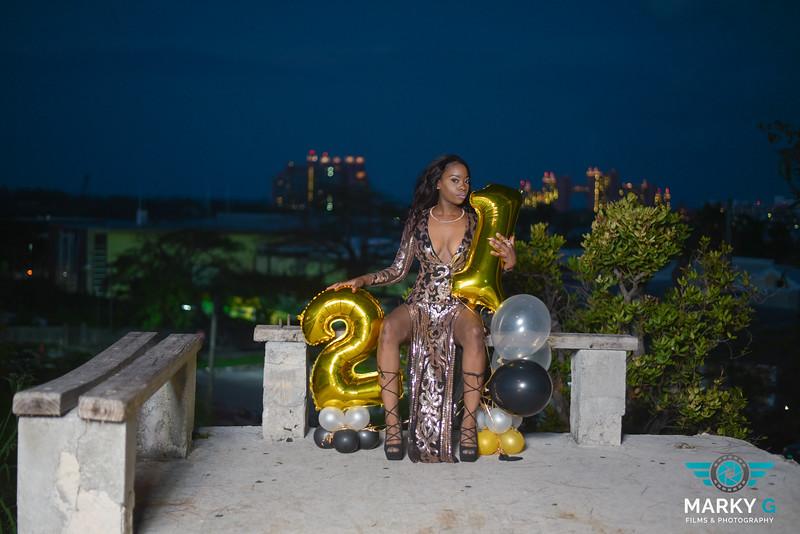 Johnique David 21st Birthday