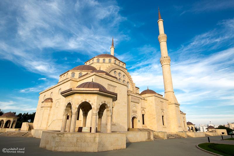 Said Bin Taimur Mosque - Muscat (8).jpg