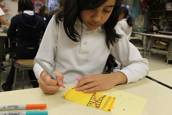 3rd Grade Kente Cloth Design