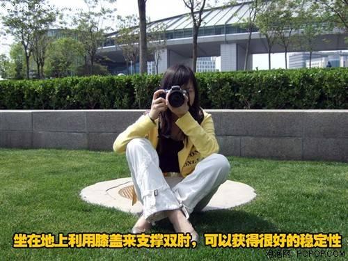 美女教你如何拍照片 - Bob - 清韵