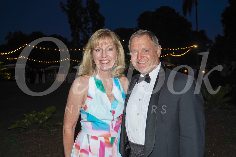Sue McGuirl and Bob Musselman