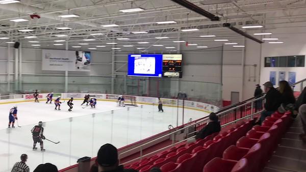 Cal Hade hockey
