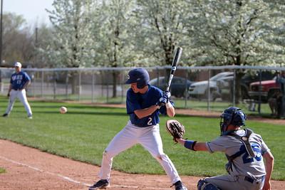 05-03-13 AW vs Springfiled Varsity Baseball