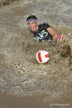 2017 Big Lake Lions Mud Volleyball