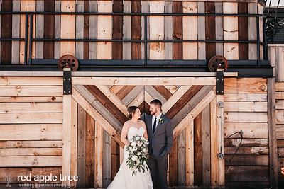Hollie + Tim Wedding