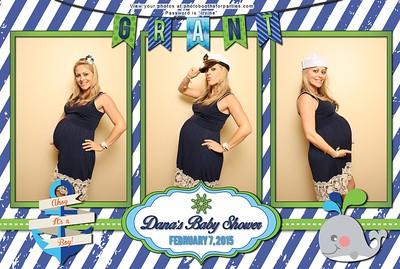 Dana's Baby Shower