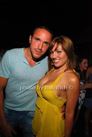 David Elazari, Kendra Gelsar photo by Rob Rich © 2008 516-676-3939 robwayne1@aol.com