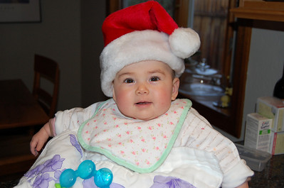 Today Kaitlin is 4 months old!