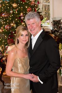 Jennifer Rogers and Kevin J Hanigan
