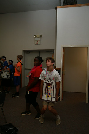 Band Camp SHHS 2014-2015