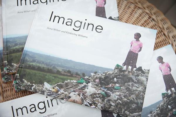 Imagine Book Launch 2014