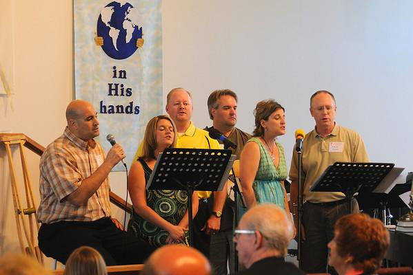 May 17, 2009 Worship Service